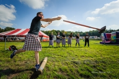 Pinse Highland Games Wouwse Plantage 2017